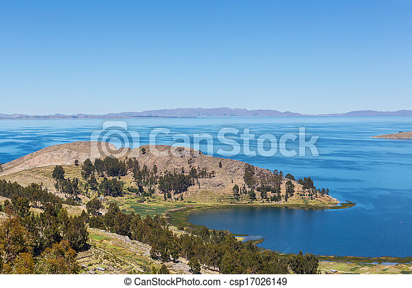 Titicaca - csp17026149