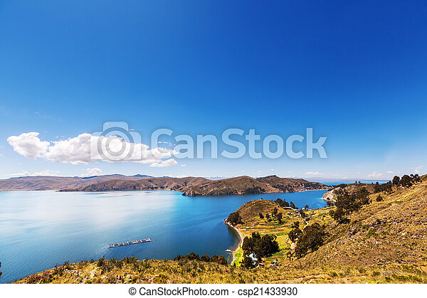 Titicaca - csp21433930