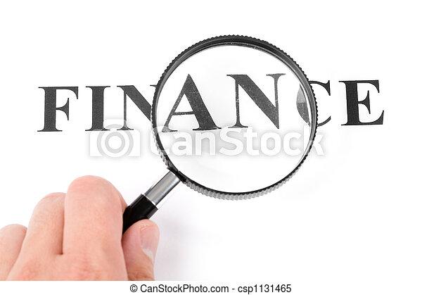 titolo, magnificatore, finanza - csp1131465