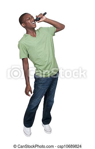 Fiatal fekete tizenéves képek