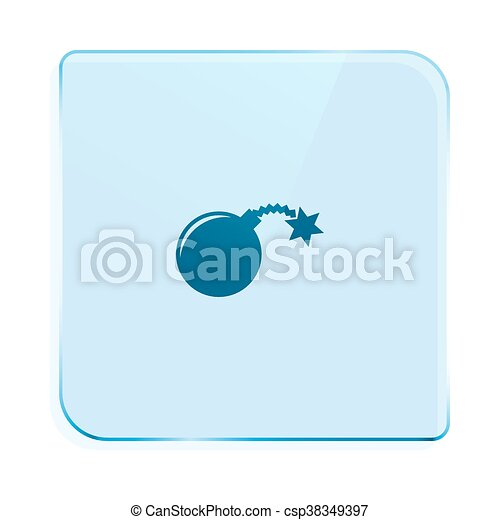 Icono vector TNT - csp38349397