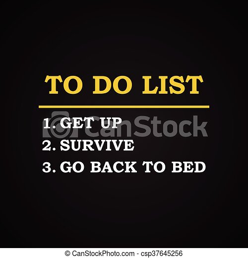 to do list background to do list funny inscription template