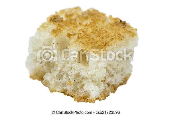 Toast crouton - csp21723596