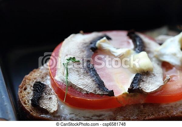 Toast - csp6581748