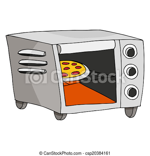 An Image Of A Toaster Oven Clip Art Vector Search