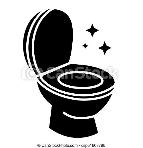 Cleaning icon for Imagenes de taza de bano para colorear