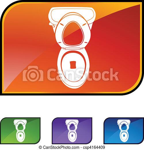 Toilet - csp4164409