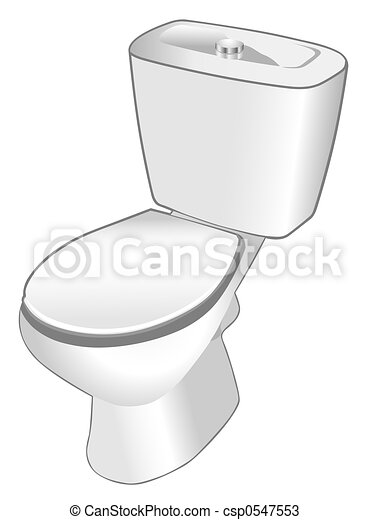 toilet drawing. Stock Illustration  Toilet Drawings of Black and White vector illustration