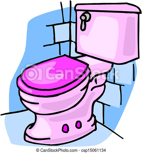 Toilet   csp15061134. Toilet vectors   Search Clip Art  Illustration  Drawings and EPS