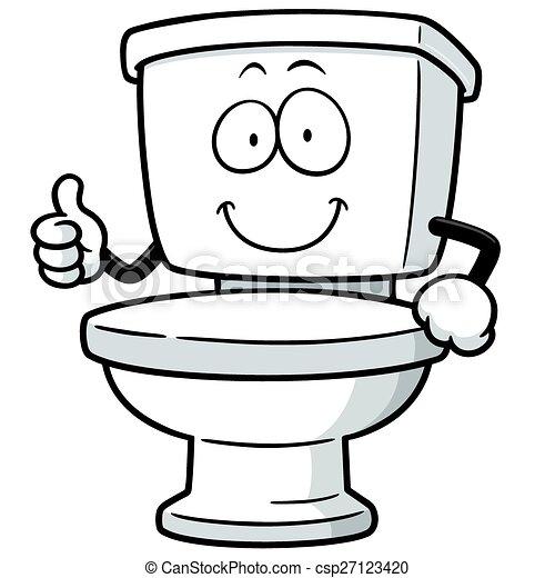 Toilet - csp27123420