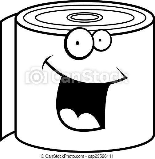 Happy Toilet Clip Art
