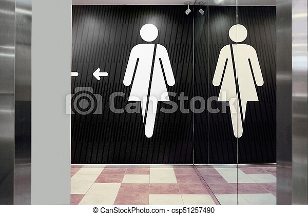 Toilet Symbols For Women