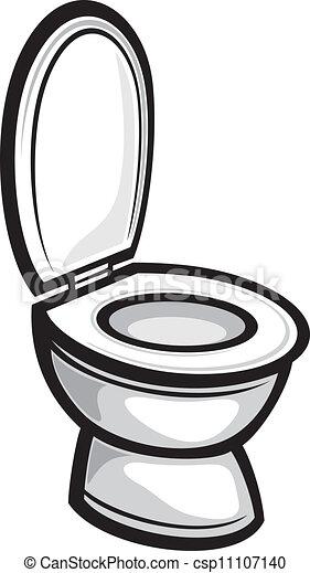 Dessin Wc toilet, toilette, bowl) (toilet, toilette.