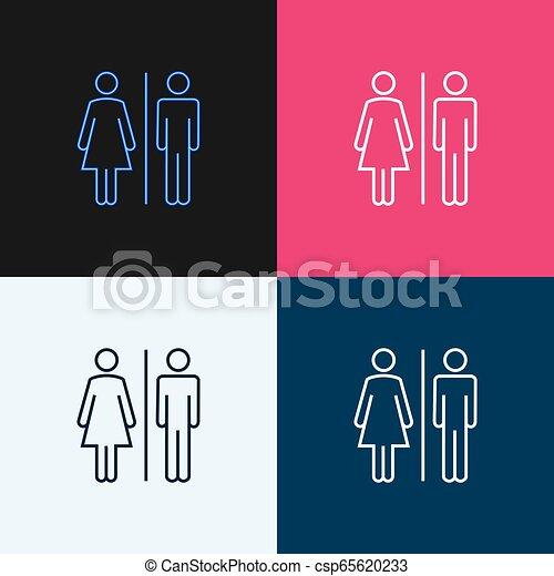 Zeichen für männlich