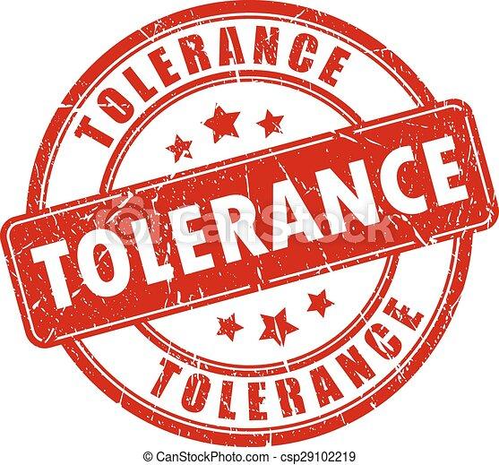 Tolerance stamp - csp29102219