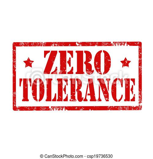 tolerance-stamp, zero - csp19736530