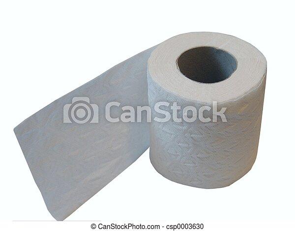 Toliet paper - csp0003630