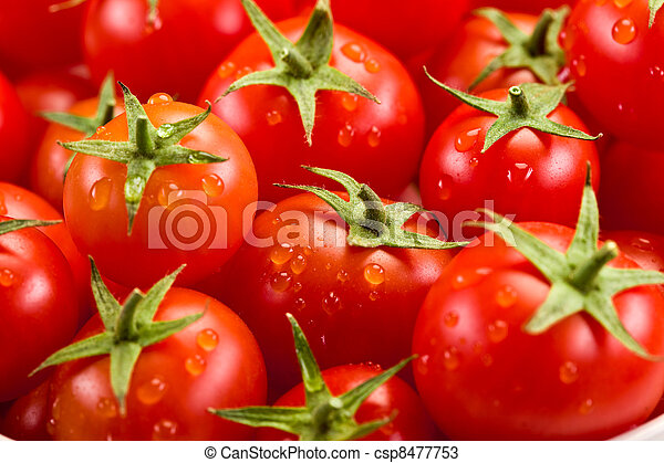 tomaat, achtergrond - csp8477753