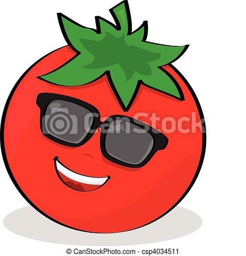 tomate, frais - csp4034511