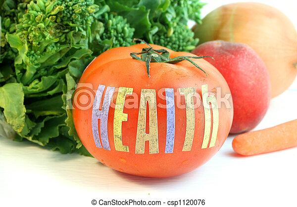 tomate, santé - csp1120076