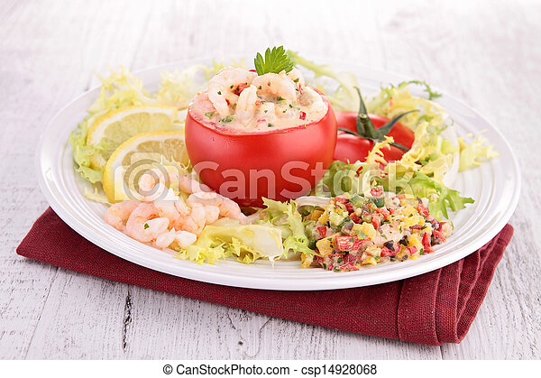 tomato appetizer - csp14928068