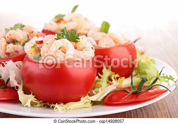 tomato appetizer - csp14928057