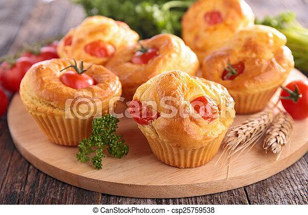 tomato appetizer - csp25759538