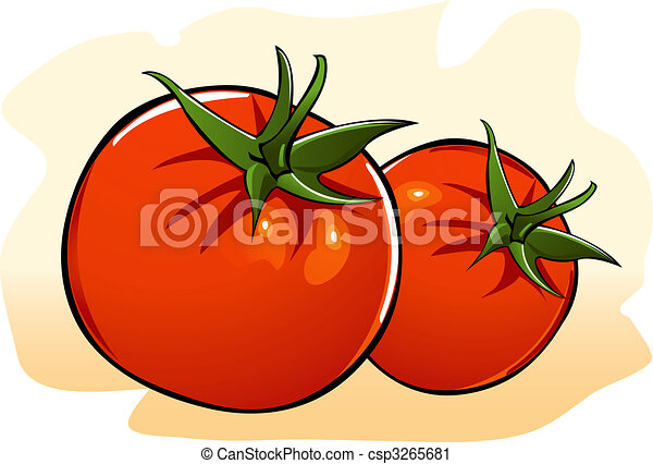 Tomato - csp3265681