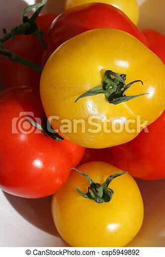 tomato impression - csp5949892