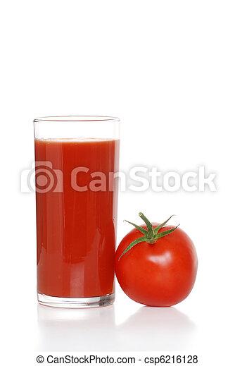 tomato juice - csp6216128