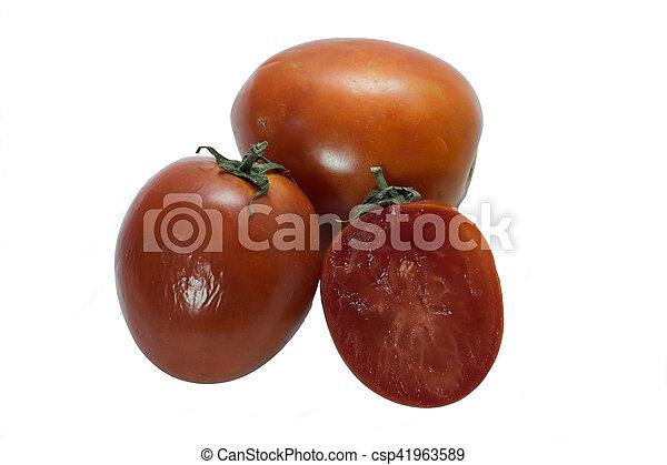 Tomato - csp41963589
