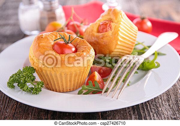 tomato pie - csp27426710