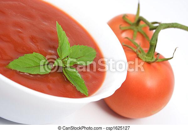 Tomato soup - csp1625127