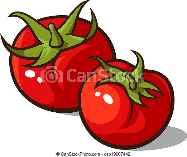 Tomatoes - csp19607442