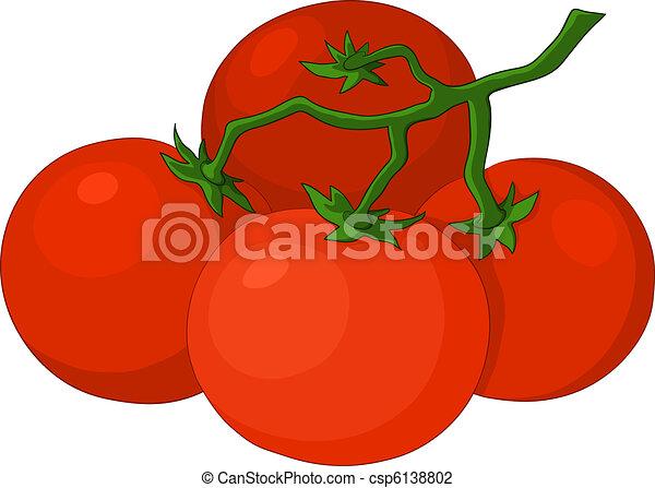Tomatoes - csp6138802