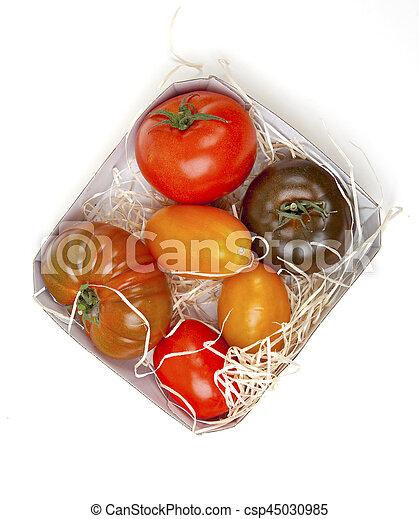 tomatoes - csp45030985