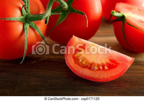 Tomatoes - csp0171120