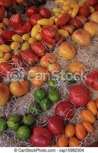 Tomatoes - csp15982304