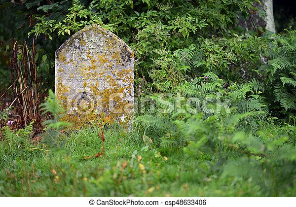 tombes - csp48633406