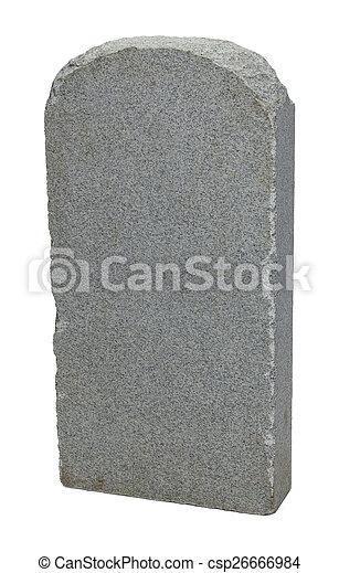 Tombstone - csp26666984