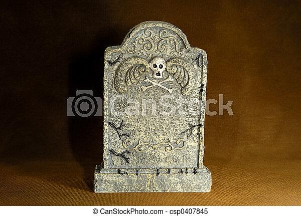 Tombstone - csp0407845