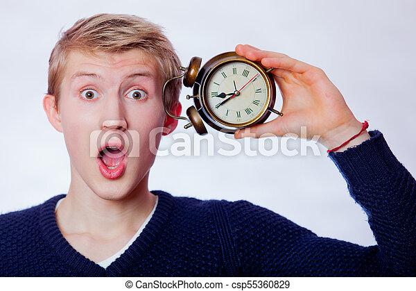 Klocka Pojke
