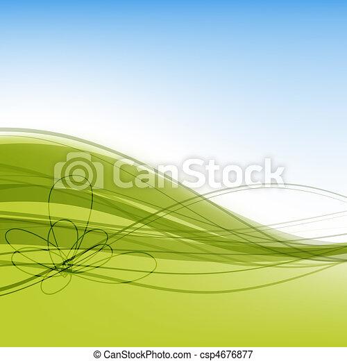 ton, fond, conception, résumé - csp4676877