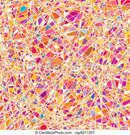 La textura de cristal manchada en un tono púrpura. EPS 8 - csp9211257