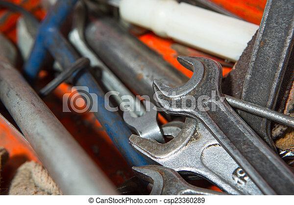Tool box - csp23360289