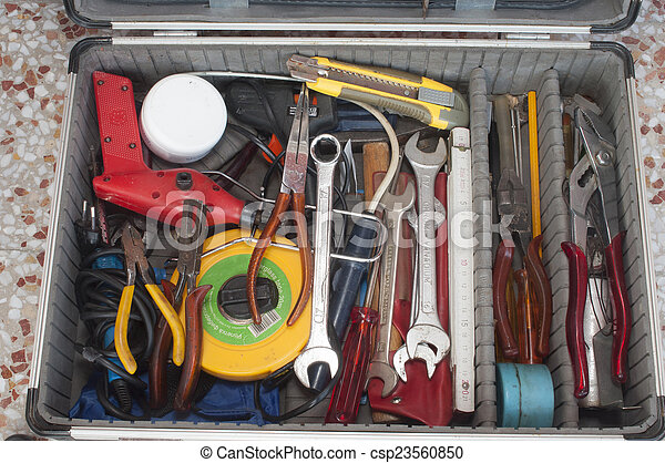 Tool box - csp23560850