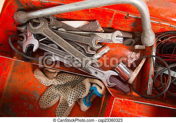 Tool box - csp23360323