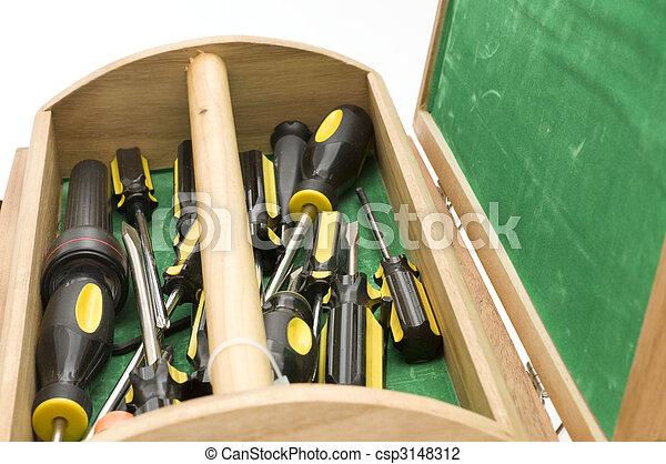 Tool Box - csp3148312
