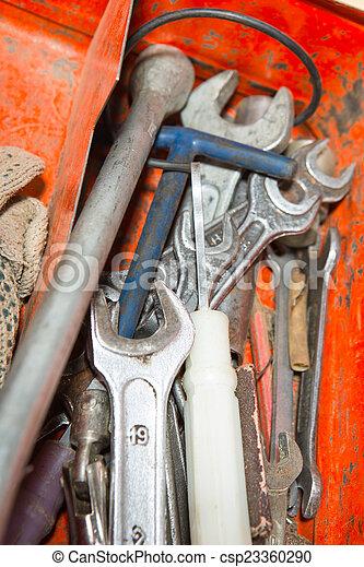 Tool box - csp23360290