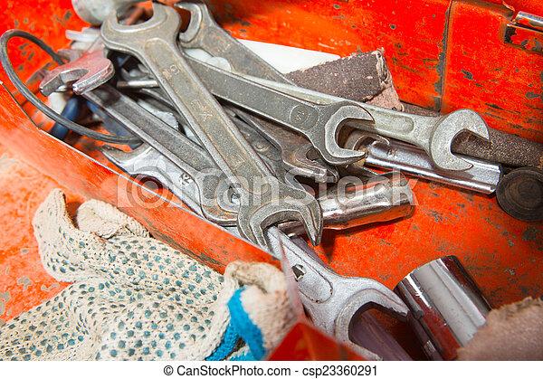 Tool box - csp23360291